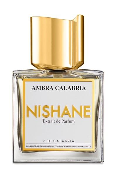 Ambra Calabria Extrait de Parfum  by Nishane