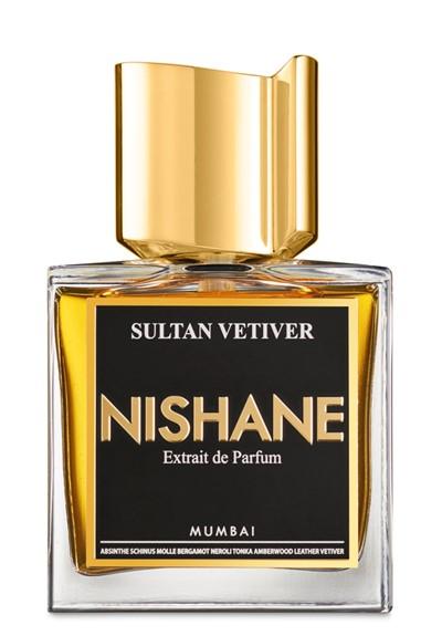 Sultan Vetiver Extrait de Parfum  by Nishane