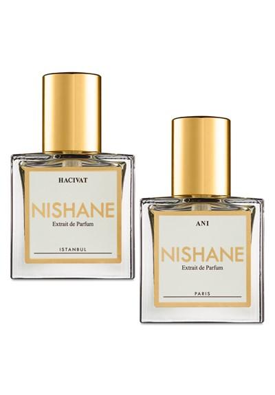 Ani & Hacivat Extrait Duo Set  by Nishane