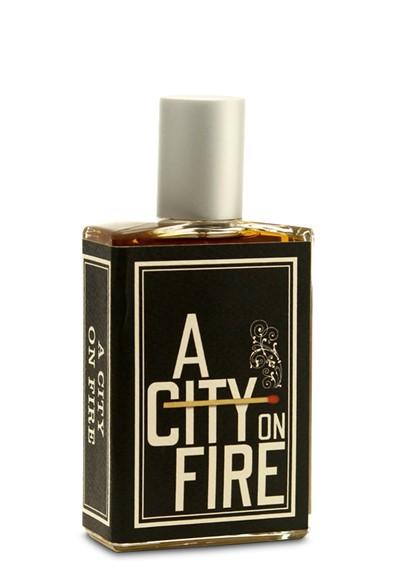 A City On Fire Eau de Parfum  by Imaginary Authors