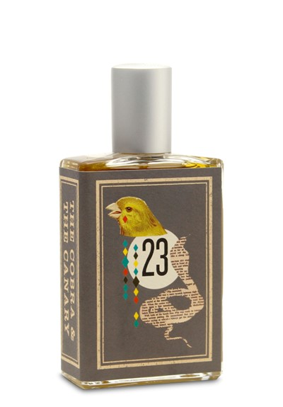 The Cobra & The Canary  Eau de Parfum  by Imaginary Authors
