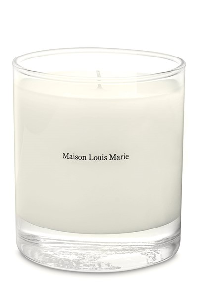 No.04 Bois de Balincourt Candle  Soy Blend Candle  by Maison Louis Marie
