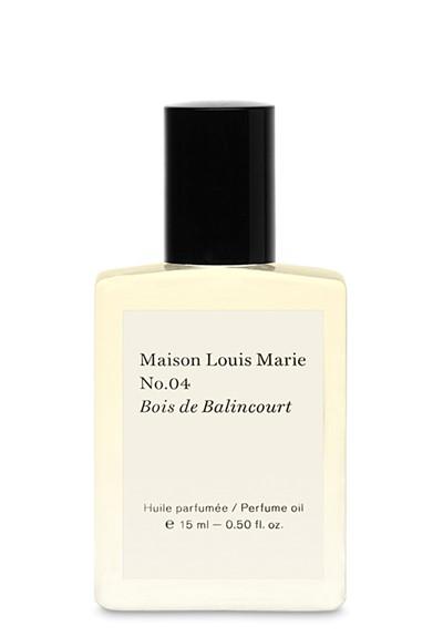 No.04 Bois de Balincourt- Perfume Oil Perfume Oil Roll-On  by Maison Louis Marie