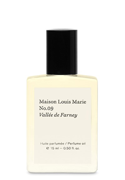 No.09 Vallee de Farney- Perfume Oil Perfume Oil Roll-On  by Maison Louis Marie