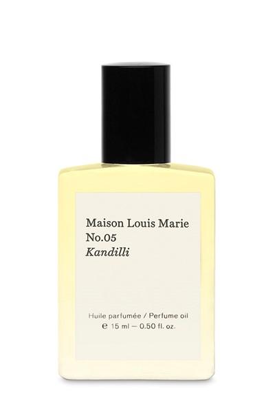 No.05 Kandilli- Perfume Oil Perfume Oil Roll-On  by Maison Louis Marie