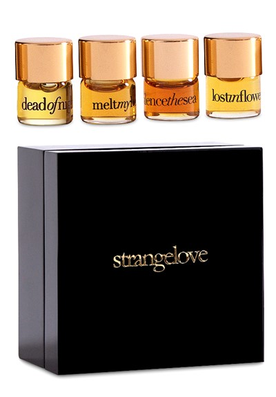 Perfume Oil Collection Perfume Oil  by Strangelove NYC