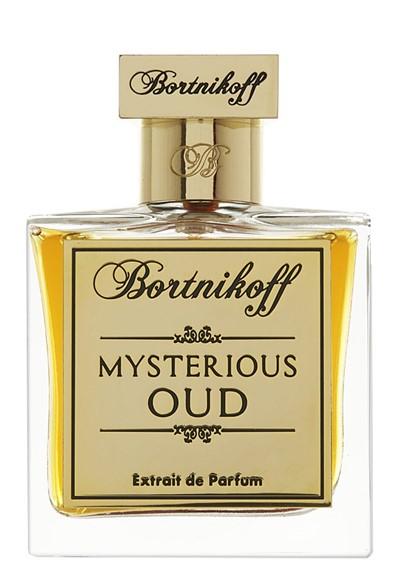 Mysterious Oud Extrait de Parfum  by Bortnikoff