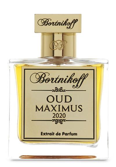 Oud Maximus 2020 Extrait de Parfum  by Bortnikoff