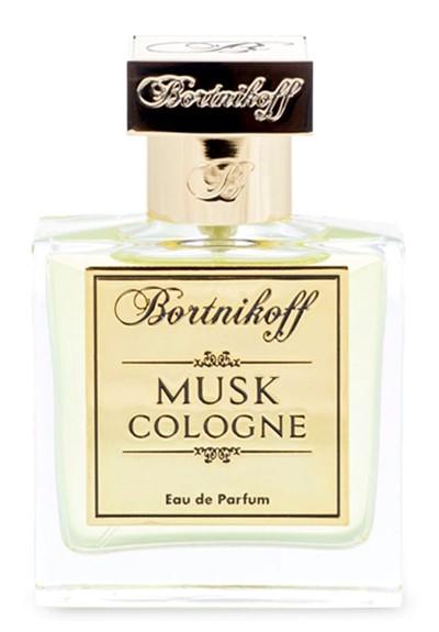 Musk Cologne Eau de Parfum  by Bortnikoff