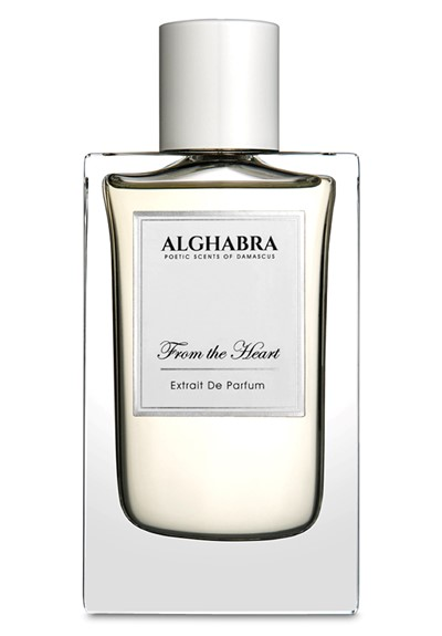 From The Heart  Extrait de Parfum  by Alghabra Parfums