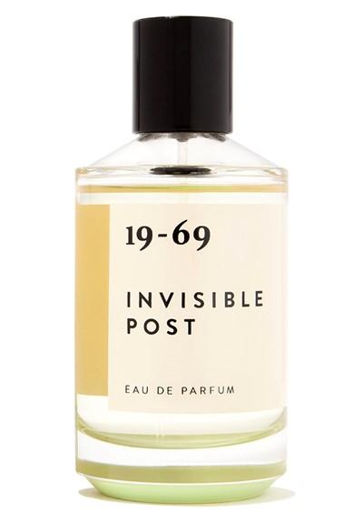 Invisible Post Eau de Parfum  by 19-69