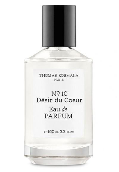 No. 10 Desir du Coeur Eau de Parfum  by Thomas Kosmala