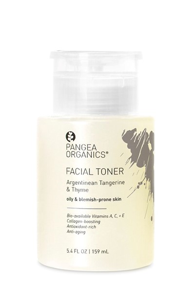 Facial Toner - Oily & Blemish prone skin    by Pangea Organics
