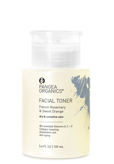 Facial Toner - Dry & Sensitive skin    by Pangea Organics