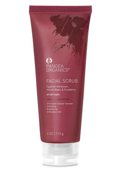 Facial Scrub - All Skin Types   by Pangea Organics