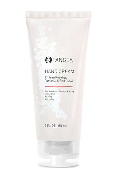 Hand Cream - Chilean Rosehip, Tamanu, & Red Clover   by Pangea Organics