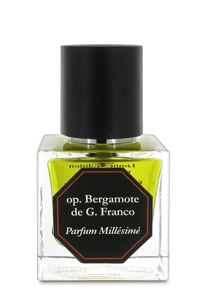 Bergamote de G. Franco  Eau de Parfum  by Anthologie de Grands Crus