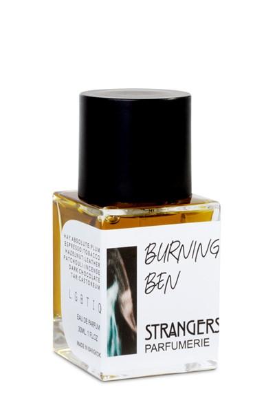 Burning Ben Eau de Parfum  by Strangers Parfumerie