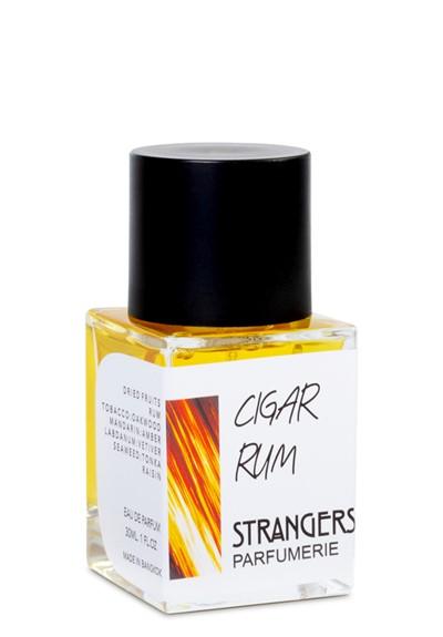 Cigar Rum Eau de Parfum  by Strangers Parfumerie