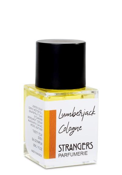 Lumberjack Cologne Eau de Parfum  by Strangers Parfumerie