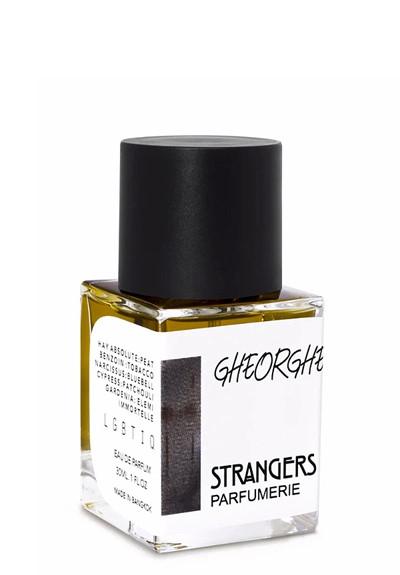 Gheorghe Eau de Parfum  by Strangers Parfumerie