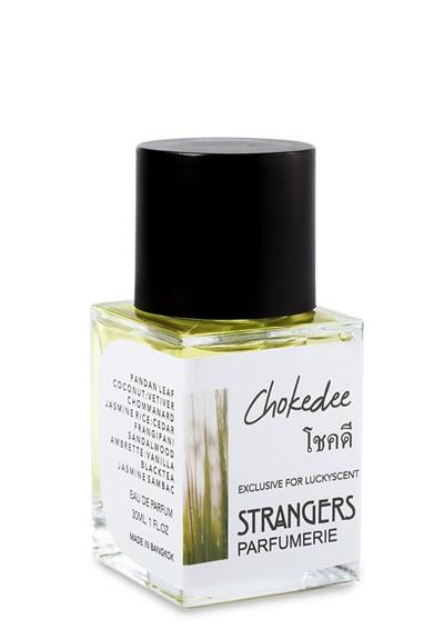 Chokedee Eau de Parfum  by Strangers Parfumerie