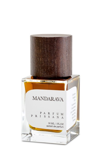 Mandarava Extrait de Parfum  by Parfum Prissana
