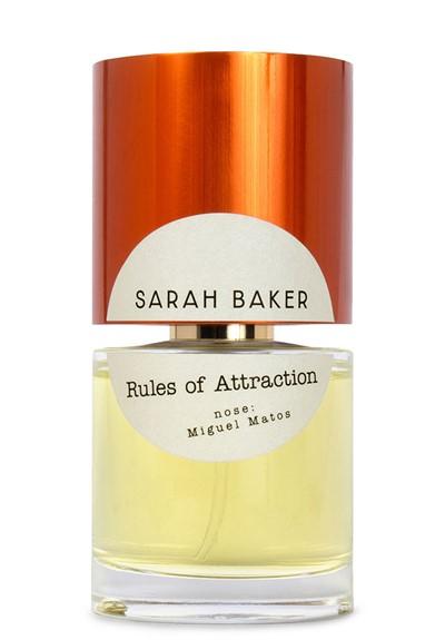 Rules of Attraction Extrait de Parfum  by Sarah Baker