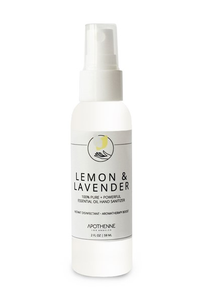 Lemon and Lavender - Hand Sanitizer   by Apothenne LA