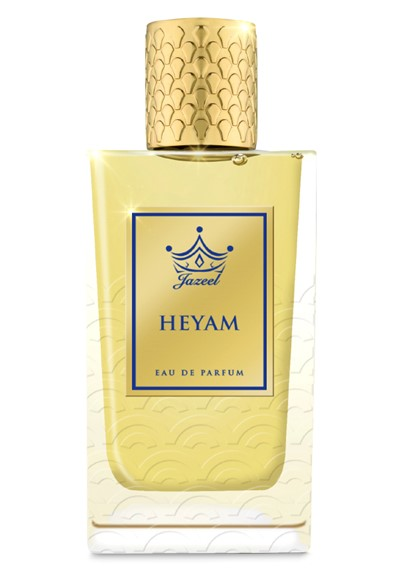 Heyam Eau de Parfum  by Jazeel Parfumes