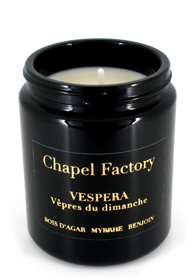 Vespera Scented Candle  by Chapel Factory