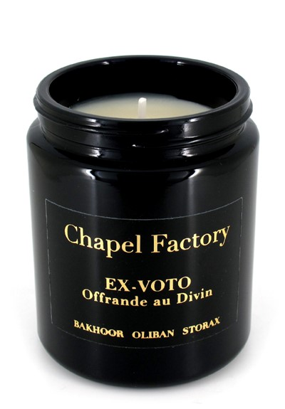Ex-Voto  Scented Candle  by Chapel Factory