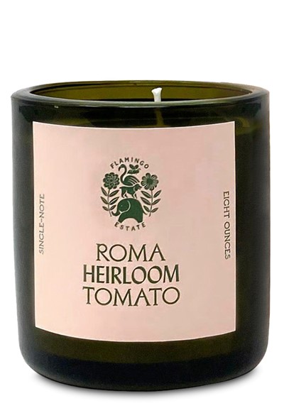 Roma Heirloom Tomato Scented Candle  by Flamingo Estate