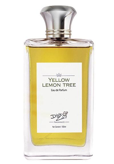 Yellow Lemon Tree Eau de Parfum  by Dixit & Zak