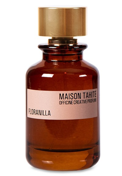 Floranilla Eau de Parfum  by Maison Tahite