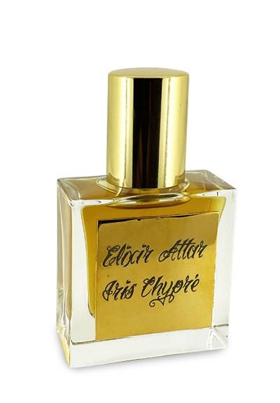 Iris Chypre Extrait de Parfum  by Elixir Attar