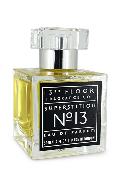 Superstition No. 13 Eau de Parfum  by 13th Floor Fragrance Company