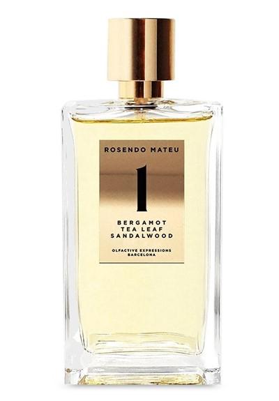 No. 1 Eau de Parfum  by Rosendo Mateu