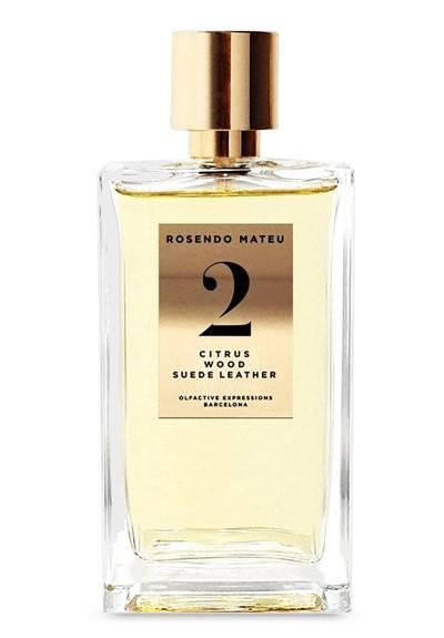 No. 2 Eau de Parfum  by Rosendo Mateu