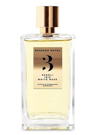 No. 3 Eau de Parfum  by Rosendo Mateu
