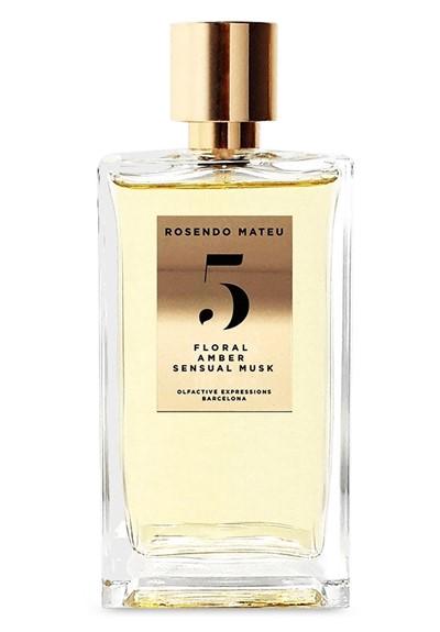 No. 5 Eau de Parfum  by Rosendo Mateu