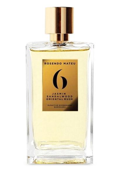 No. 6 Eau de Parfum  by Rosendo Mateu