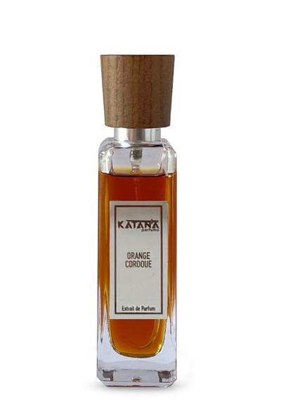 Orange Cordoue Extrait de Parfum  by Katana Parfums