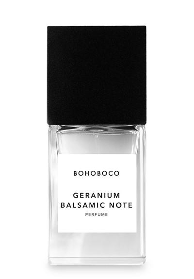 Geranium Balsamic Note Parfum  by BOHOBOCO