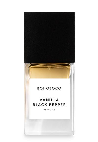 Vanilla Black Pepper Eau de Parfum  by BOHOBOCO