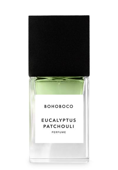 Eucalyptus Patchouli Eau de Parfum  by BOHOBOCO
