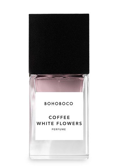 Coffee White Flowers Parfum  by BOHOBOCO