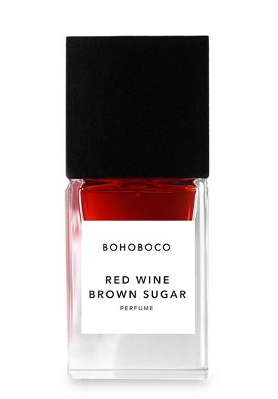 Red Wine Brown Sugar Parfum  by BOHOBOCO