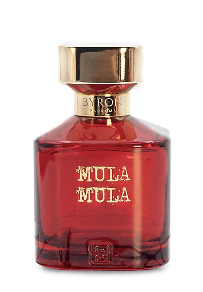 Mula Mula - Extreme Red Extrait de Parfum  by Byron Parfums