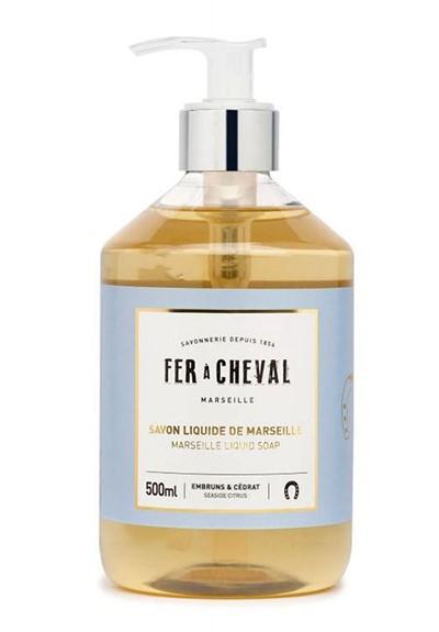 Liquid Soap - Seaside Citrus Liquid Hand Soap  by Fer a Cheval
